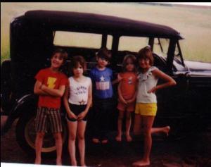 Family in PA c 1982